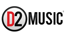 D2 MUSIC INC. logo