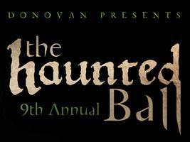 THE HAUNTED BALL (9th Annual) @ ANA MANDARA