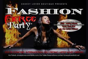 The Fashion Fierce Party™
