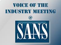 NESCO Voice of the Industry Meeting @ SANS SCADA Summit