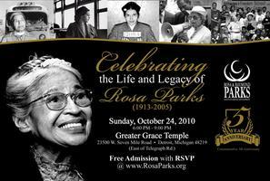 ROSA PARKS: Celebrating the Life and Legacy