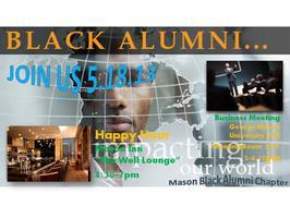 Mason Black Alumni Business Meeting & Happy Hour