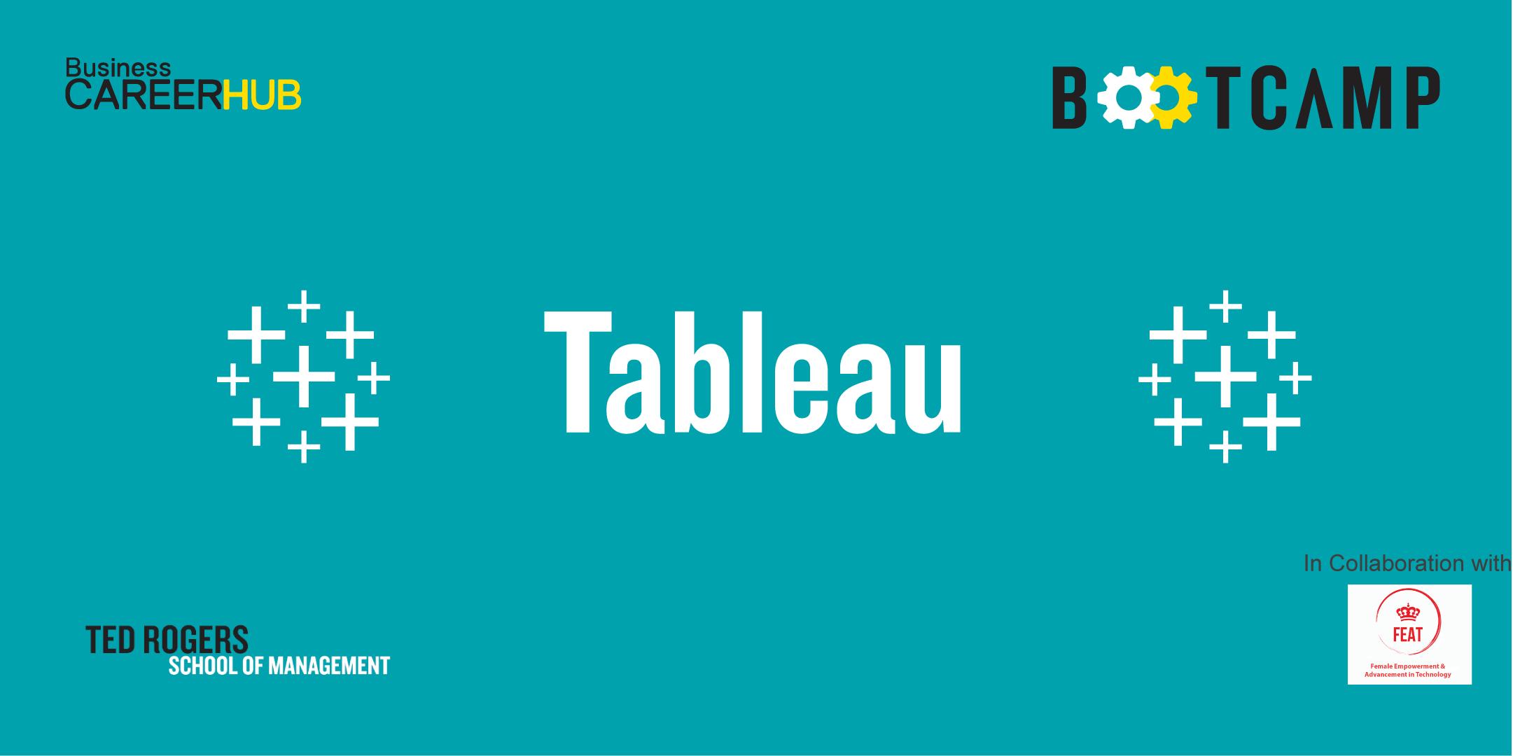 [Virtual] Tableau Bootcamp: Level 3