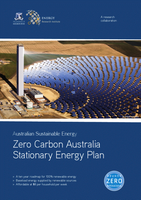 Zero Carbon Australia Stationary Energy Plan Brisbane L...