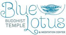Blue Lotus Buddhist Temple & Meditation Center logo