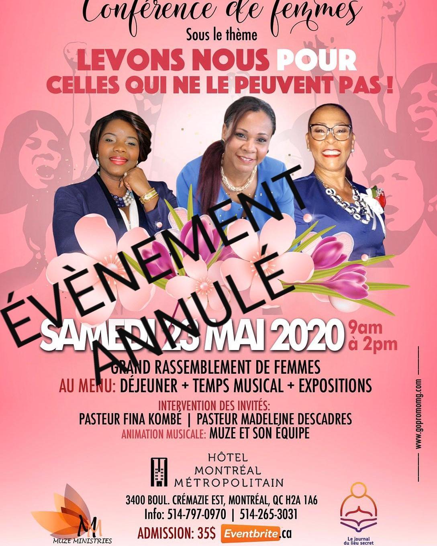 Conférence de femmes