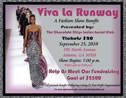 Viva La Runway Fashion Show