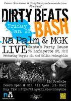 Na Palm and Machine Gun Kelly Live in NYC!