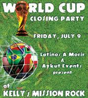 World Cup Closing Party