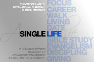 City Of Angels ICC - 2010 Singles Retreat