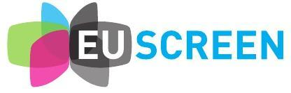 EUscreen International Conference on Content Selection ...