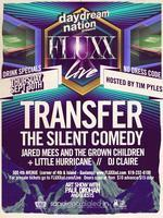 TRANSFER + THE SILENT COMEDY + JARED MEES and THE...