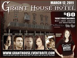 Investigate THE GRANT HOUSE Ghost Hunters...