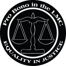 Pro Bono in the LMC logo