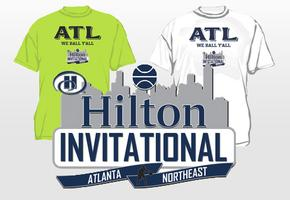 The-Skill-Factory / Hilton Invitational Tee and Ticket...