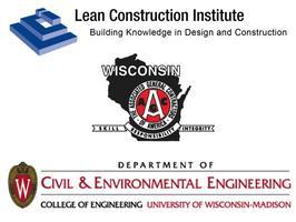Wisconsin - Introduction Seminar: Lean Construction...