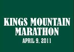 Kings Mountain Marathon