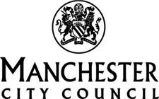 Manchester Library and Information Service logo