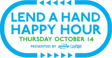 """""""Lend a Hand"""" Happy Hour for Federal Employees"""