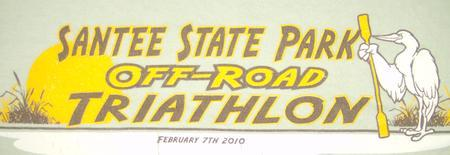Santee State Park Off-Road Triathlon
