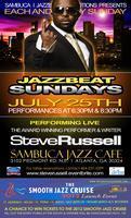 Steve Russell Live at Sambuca Jazz Cafe