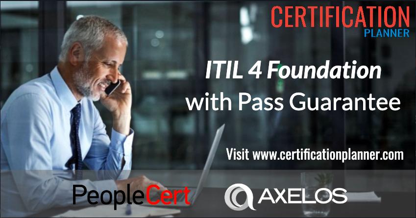 ITIL4 Foundation Certification Training in Winnipeg