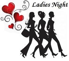 Special Valentine's Ladies Night