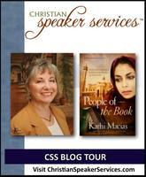 CSS Blog Tour - People of the Book by Kathi Macias