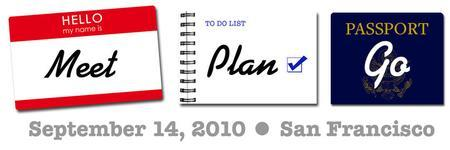 Meet, Plan, Go!  -  San Francisco