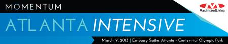 Atlanta Intensive - Shifting the momentum in...