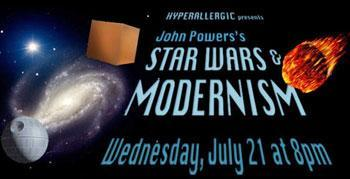 Hyperallergic Presents: John Powers's Star Wars &...