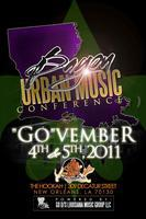 3RD ANNUAL BAYOU URBAN MUSIC CONFERENCE