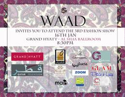 WAADdesigns Fashion Show