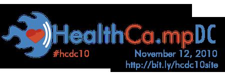 HealthCampDC 2010