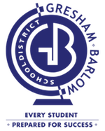 Gresham-Barlow School District logo