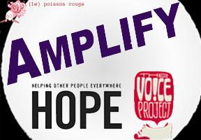 AMPLIFY:  An Evening Benefiting HOPE & The Voice...
