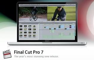 FINAL CUT PRO Wednesdays
