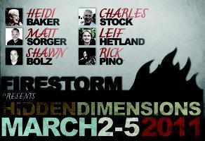 Firestorm 2011: Hidden Dimensions