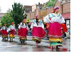 ECUADORIAN Festival & Parade
