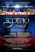 THE STING II aka THE TOUCH OF CLASS OFFICIAL SCORPIO BA...