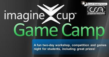 Imagine Cup Game Camp