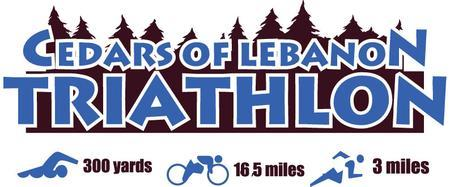 Cedars of Lebanon Triathlon
