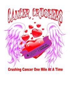 Team Cancer Crushers of The Leukemia and Lymphoma Society's Team In Training of South Florida logo