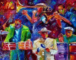 Roger Clap Community Latin Jazz Social!