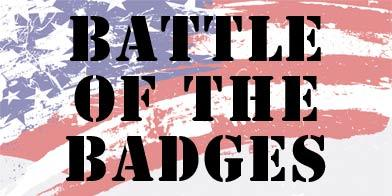 BATTLE OF THE BADGESCOMIX & DJ PARTY*********1 Show - Sat,...