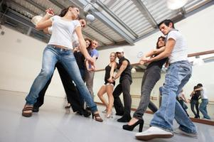 Beginner Modern Jive Dance Workshop - Learn to Dance...
