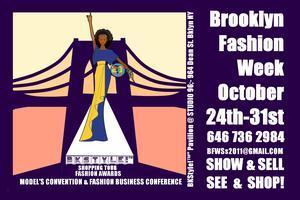 BKStyle™ Brooklyn Fashion Week Workshops Oct  27th