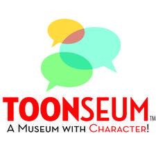 The ToonSeum logo