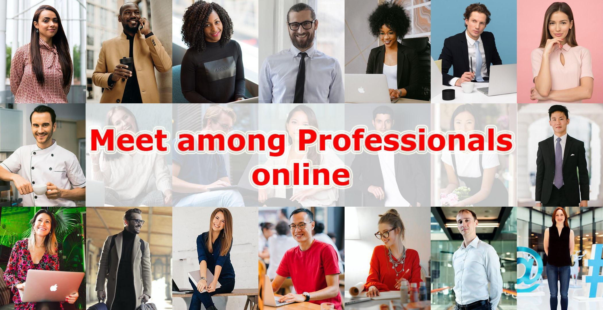 Meet Business Partners Online