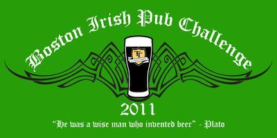 Boston's 3rd Annual Irish Pub Challenge